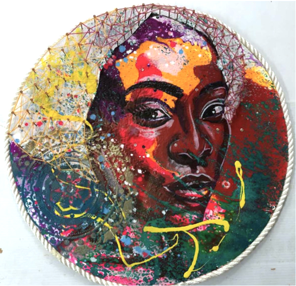 Virtuous Woman 24in $1,000